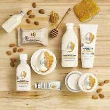 Body Shop   ALMOND MILK AND HONEY   Irritation & Dehydration   Sensitive Skin