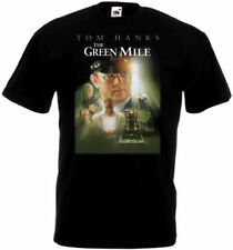 The Green Mile v1 T-shirt black movie poster all sizes S...5XL