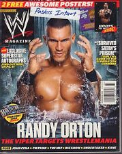 WWE Magazine February 2012 Randy Orton 040517nonDBE