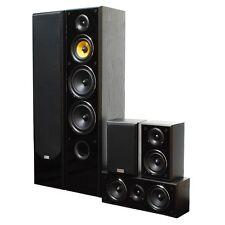 Taga Harmony TAV-606 v.3 540W RMS 5.0-CH Home Cinema Speaker Set - Black
