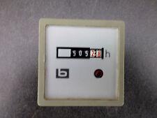 Betriebsstundenzähler 200 - 250 Volt 50 Hz