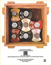 PUBLICITE ADVERTISING 015  1965  PRISUNIC  liqueurs FORZA