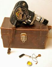 "CAMERA EMEL - Modèle "" C 94 "" - 8 mm - 1940 /1947 - N° 5199 - COLLECTOR"