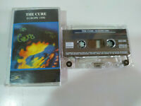 The Cure Europe 1990 Live Concert - Cinta Tape Cassette
