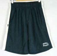 Russell Athletic Mens Navy Blue Shorts Size S