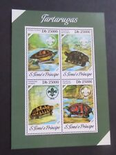 Never Hinged 19 complete.issue. Sao Tome E Principe 1676-1679 Unmounted Mint