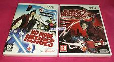 Jeux Vidéo Nintendo Wii No More Heroes
