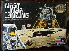 Revell Monogram 5094 Apollo 11 First Lunar Landing Diorama  model kit 1/48