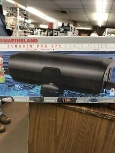 Marineland Penguin PRO 375 Aquarium Power Filter ( 375 gph - 75 gal tank)