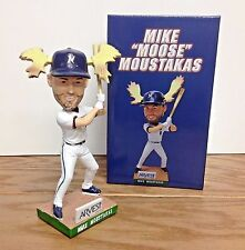 Mike Moustakas Naturals MOOSE ANTLERS BOBBLE ~ 2016 Stadium Promo Bobblehead SGA