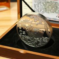 Lunar Silbermünze Münze des Schweins Stempelglanz Sondermünze Sammeln 1kg