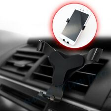 Car Inner Accessories Black Cell Phone GPS Support Holder Cradle Bracket Stand