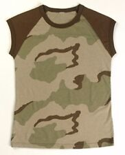 Rothco Tri Color Desert Camo Vintage Ladies Tank Top SIZE Small NEW 8038
