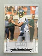 Marcus Mariota 2015 Leaf Draft #83 Rookie Tennessee Titans RC