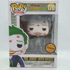The Joker With Kisses DC Bombshells Black White CHASE Funko Pop! Vinyl