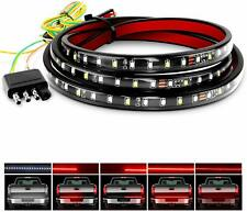 Truck Tailgate Bar 60In LED Turning Signal Strobe Light Reverse Sequential-USA