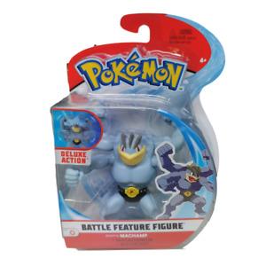 Pokemon Machamp Battle Feature Figure  Free Shipping New Sealed