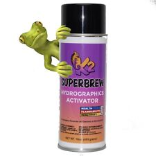 K2 SUPER BREW Hydrographics Aerosol spray can Activator cooler then hydrovator