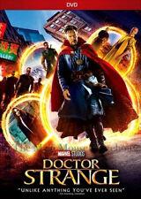 Marvel Sorcerer Mysticism Comic Book Movie Doctor Strange Dr. Strange on DVD