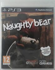 Naughty Bear. Ps3. Fisico. Pal Es