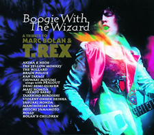 T.REX-BOOGIE WITH THE WIZARD-JAPAN CD F08