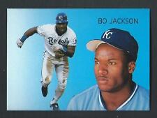 Bo Jackson 2 Pose Baseball Card; NM-Mint; Kansas City Royals