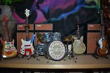 The Beatles RARE all instruments Sgt Pepper Hofner Fender Rickenbacker Vox
