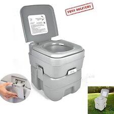 Camping Camper Motorhome Toilet WC Chemical Porta Potti FESTIVAL OR SELF BUILD