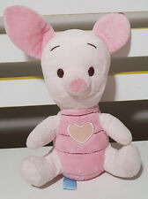 DISNEY BABY WINNIE THE POOH PIGLET PLUSH TOY! SOFT TOY CHARACTER TOY!