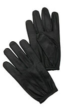 Black Police Duty Search Gloves - Tactical Use, Military, Airsoft, Paintball
