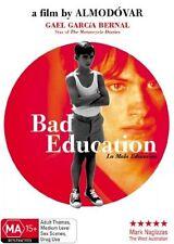Bad Education DVD 2008 -GAY INTEREST FILM- WORLD CINEMA