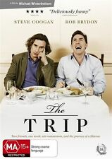 The Trip - Rob Brydon NEW R4 DVD