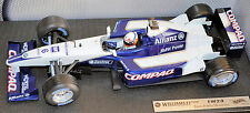 Williams FW 23 BMW 2001 J.P. Montoya #6 COMPAQ Alliance 1:18 Hot Wheels