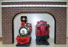 G GAUGE RAILROAD DOUBLE TUNNEL PORTALS / G scale Garden Railroads - Set of 2
