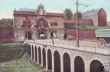 CPA Nord Lille Porte de Gand (p83865)