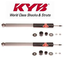 Pair Set of 2 Front Shock Absorbers KYB Gas-a-Just 553363 For Chrysler Crossfire