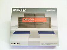 New RetroGEN Adapter Play Sega Genesis Games on SNES Super Nintendo System