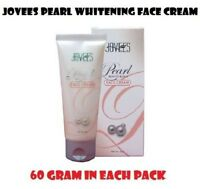 4 PACK JOVEES PEARL WHITENING FACE CREAM FOR FLAWLESS & SMOOTH SKIN INSTANTLY