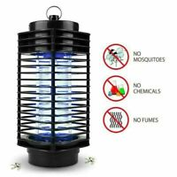 Electric 110V Light Mosquito Killer Fly Bug Insect Zapper Trap Catcher Lamps