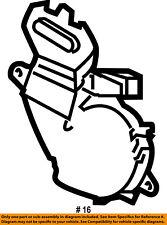 FORD OEM Heated Seat-Seat Heater Blower Motor GU5Z19N550A
