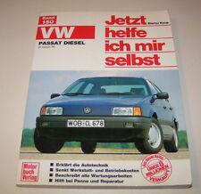 Reparaturanleitung VW Passat B3 Diesel - ab August 1988!