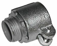 Crouse-Hinds 711 Malleable Iron Squeeze Connector 1-1/4 in. - BRAND NEW!