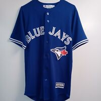 NWOT Men's Majestic MLB Toronto Blue Jays Cool Base Jersey RARE SZ S