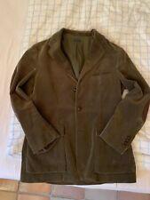 Ralph Lauren Polo Cord Blazer Jacket Jacke grün Größe L