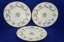 "Minton S142 B  (3) Dinner Plates, 10 5/8"" c:1934"