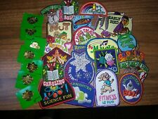 Girl Scout Patches/Pins Lot