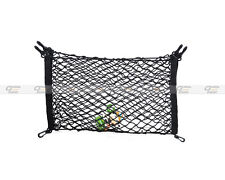 Car Trunk Rear Cargo Organizer Storage Net Flexible Nylon for Ford VW Toyota