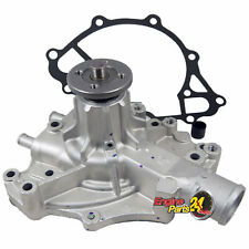 FORD 302 351 WINDSOR WATER PUMP ALLOY LH PASS OUTLET NASON GMB W2953 WP2953AGMB
