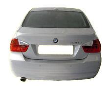 2006-2011 BMW E90 3 Series 4 DR Sedan Painted Rear Lip Spoiler Factory Style