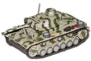Pz.kpfw. III Ausf. L Sd.kfz. 141/1 Tortolowo USSR 1942 1:72 Altaya